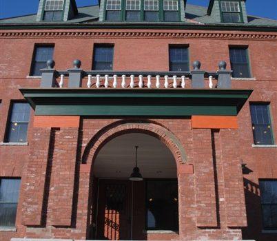Waterbury State Office Complex – Historic Core Restoration