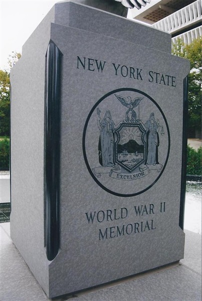 NYS WWII Memorial 3